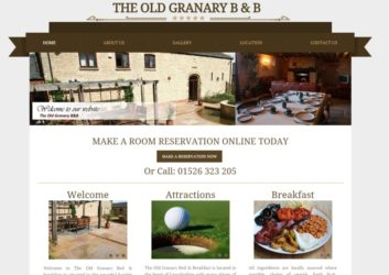The Old Granary B